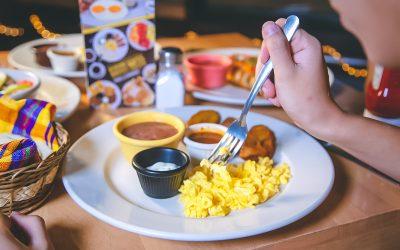 Desayuno Huevo El Portal de la quinta